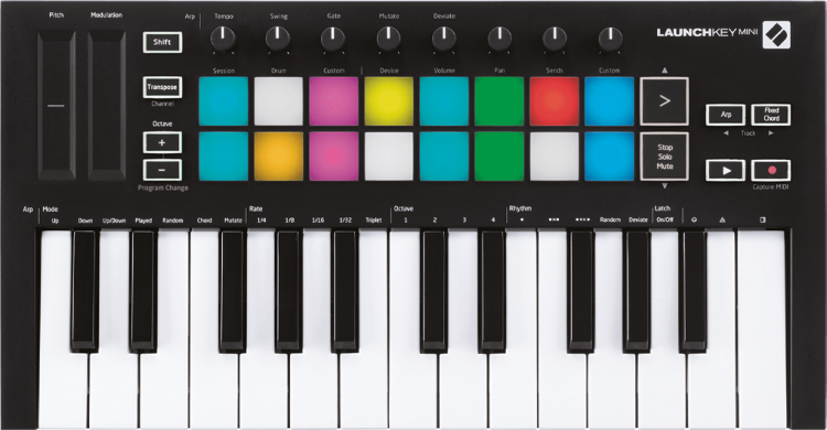 Novation Overhauls Their Launchkey Mini