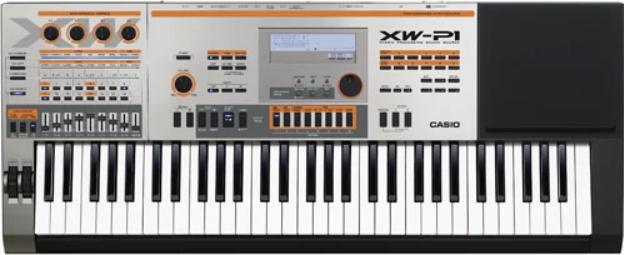 XW-P1 performance synthesizer,