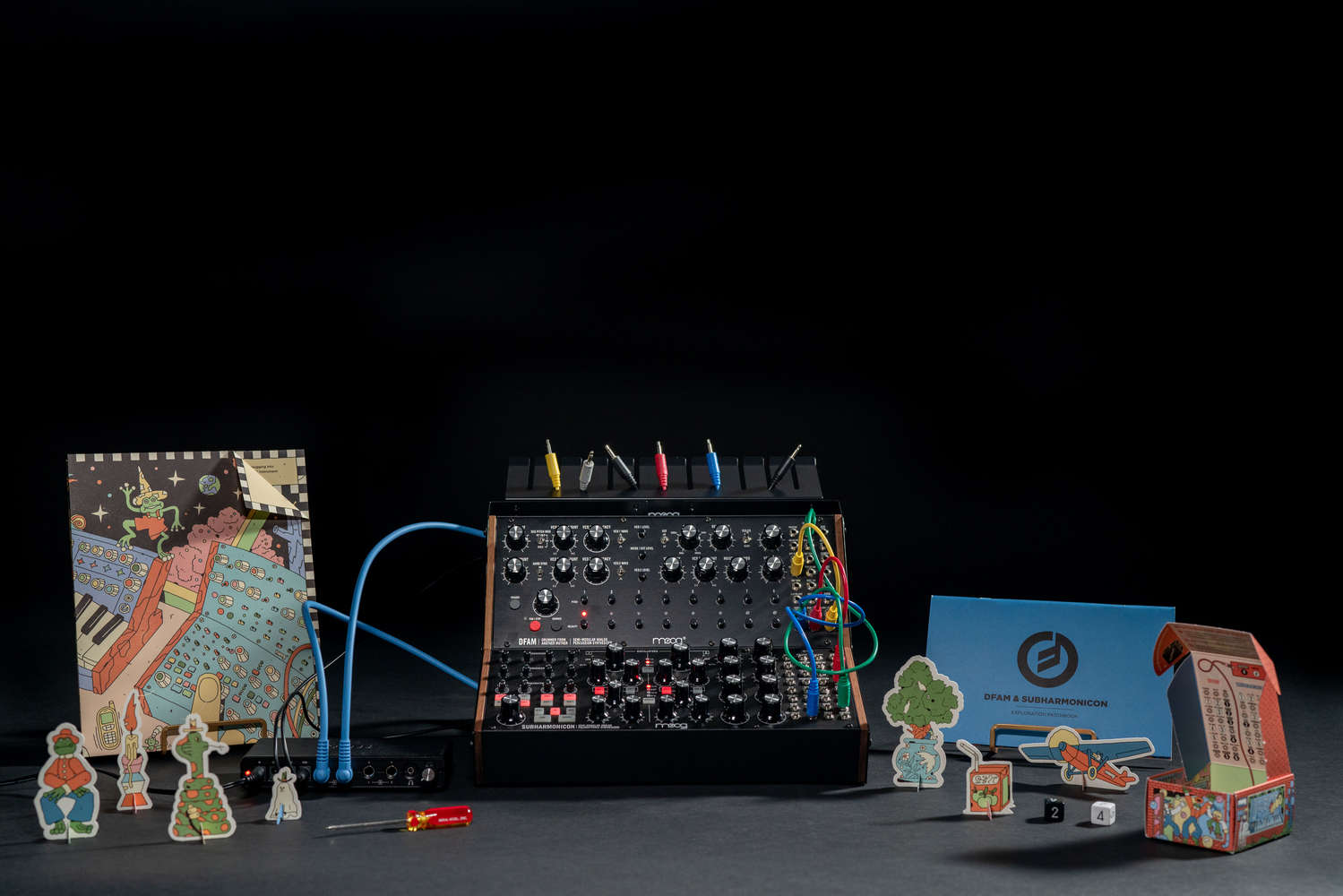 Moog Sound Studio Offers a Complete Synth Studio Experience