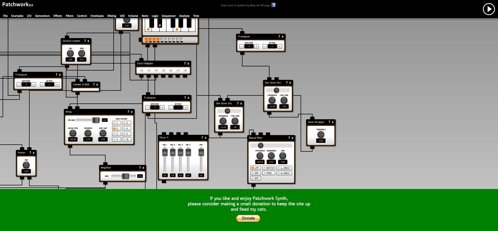 7 Most Interesting Browser Based Vintage Synths | Vintage Synth Explorer