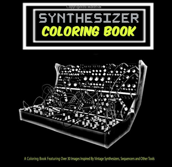 SynthColoringBook
