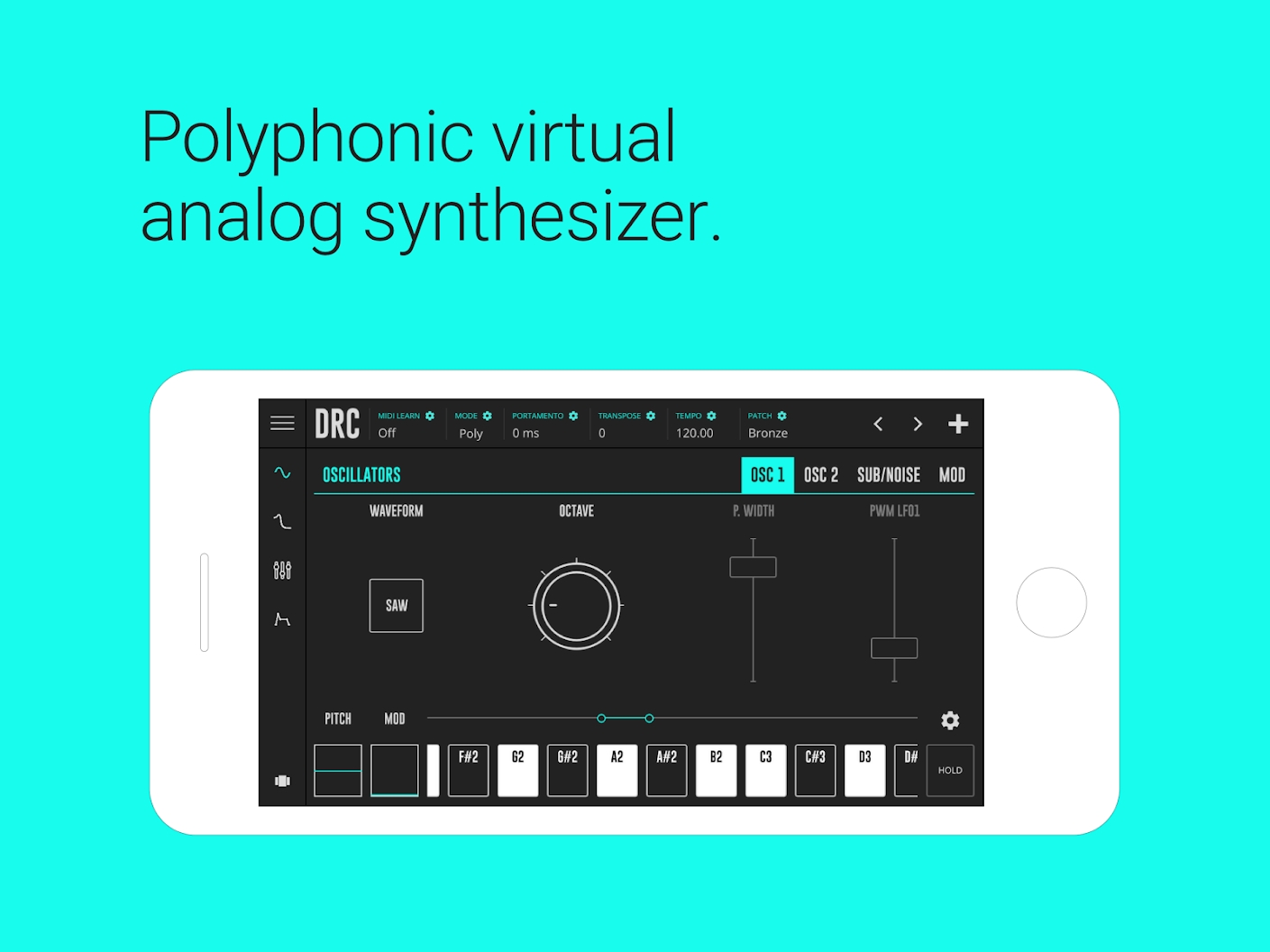 Six Free Android Analog Synth Apps | Vintage Synth Explorer
