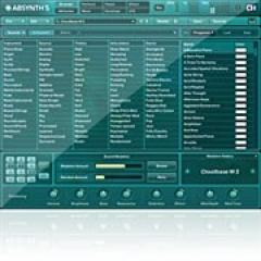 Native Instruments absynth Image