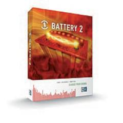 Native Instruments Battery 2 Image
