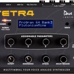 Future Retro Xs Vintage Synth Explorer