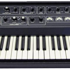 Moog Multimoog Image