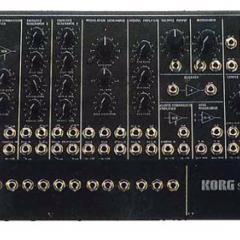 Korg MS-20 | Vintage Synth Explorer