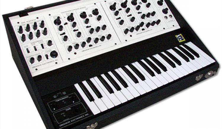 Oberheim Two Voice Vintage Synth Explorer