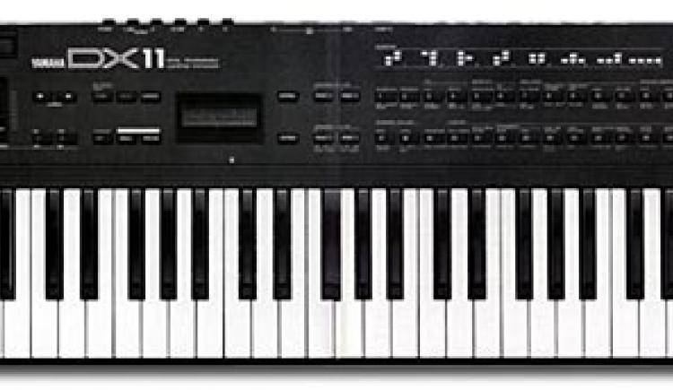 Yamaha DX11 | Vintage Synth Explorer
