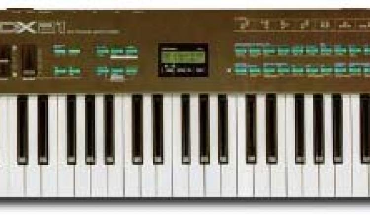 Yamaha DX7   Vintage Synth Explorer