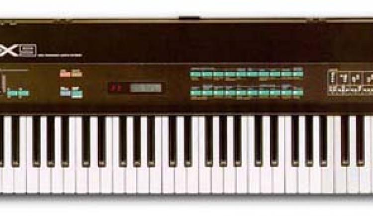 Yamaha DX9 | Vintage Synth Explorer