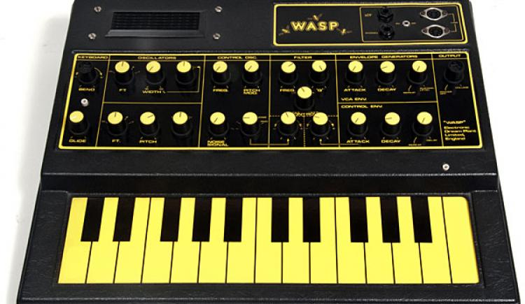 Electronic Dream Plant (EDP) Wasp | Vintage Synth Explorer