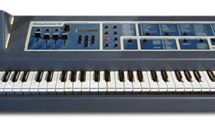 E-mu Emulator II | Vintage Synth Explorer