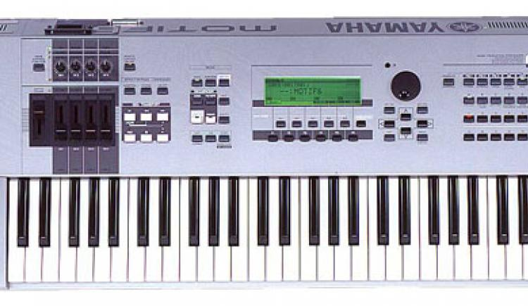 Yamaha Motif | Vintage Synth Explorer