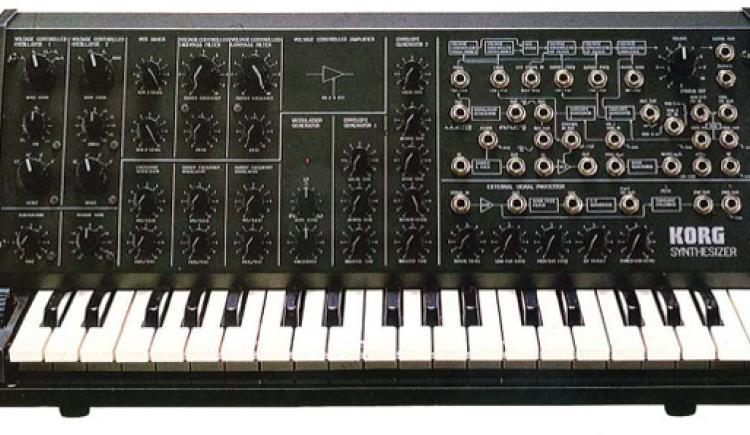 Korg MS-20   Vintage Synth Explorer