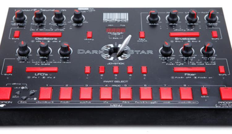 Red Sound Systems DarkStar | Vintage Synth Explorer