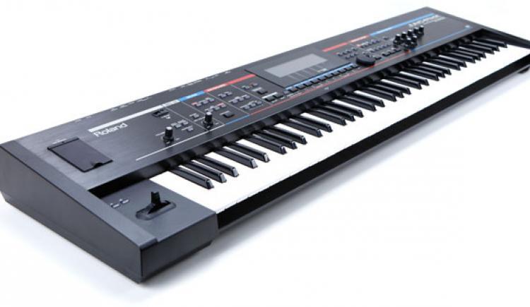 Roland Juno-G | Vintage Synth Explorer