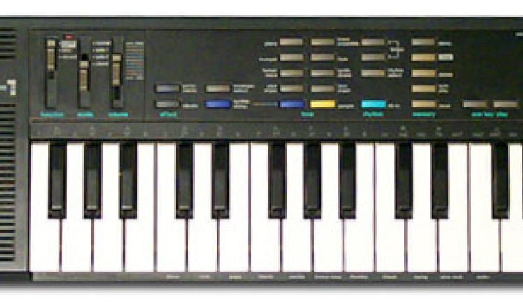 Casio SK-1 | Vintage Synth Explorer