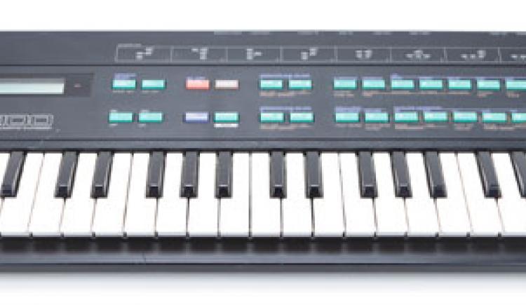 Yamaha DX100   Vintage Synth Explorer