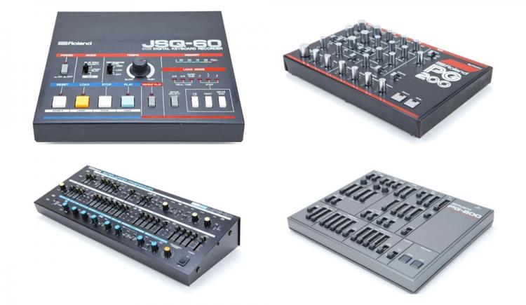 Roland Controllers