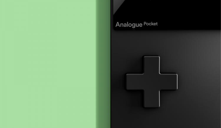 Analogue Pocket Combines Gaming & Synths in One Portable Package
