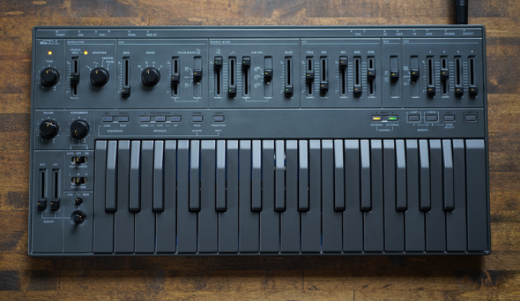Kickstarter Campaign For SB01: Analog Synthesizer of the Future A Success
