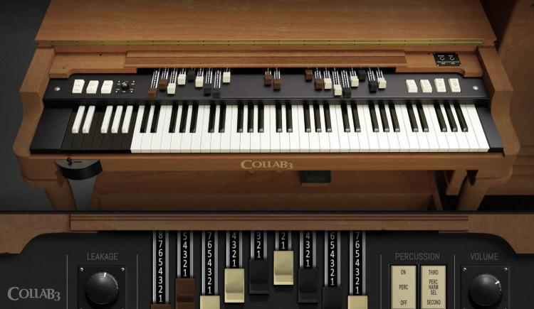 Sampleson Releases Free Vintage B3 Organ Softsynth
