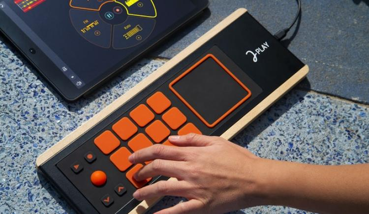 Everyone Can Play Music With Joué Play