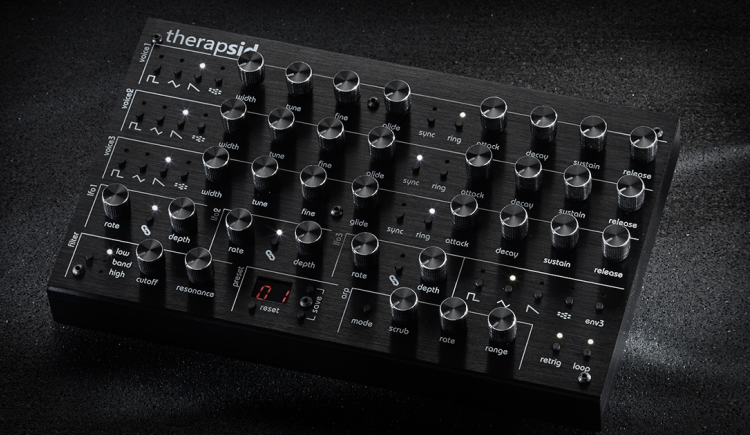 Twisted Electrons TherapSid MKII