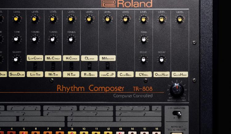 TR-808 Celebrates Its 40th Anniversary In Style
