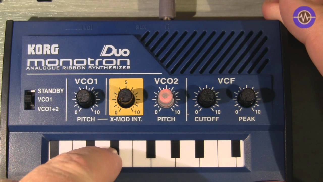 Embedded thumbnail for Monotron > YouTube