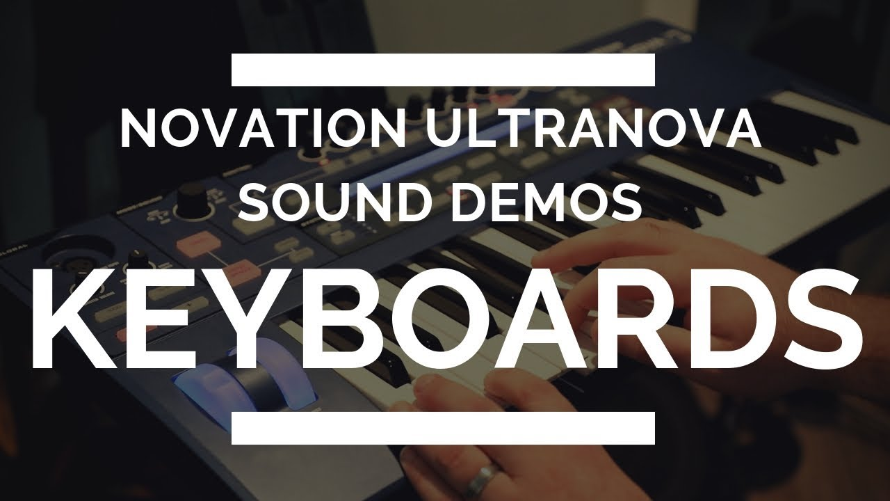 Embedded thumbnail for Ultranova > YouTube (previous revision)
