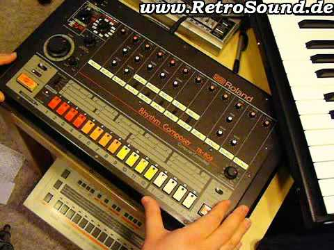 Embedded thumbnail for TR-808 > YouTube