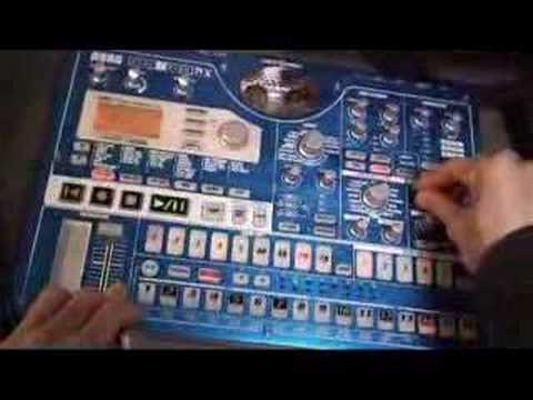 Embedded thumbnail for ElecTribe MX (EMX-1) > YouTube