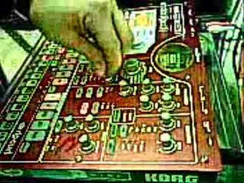 Embedded thumbnail for ElecTribe SX (ESX-1) > YouTube