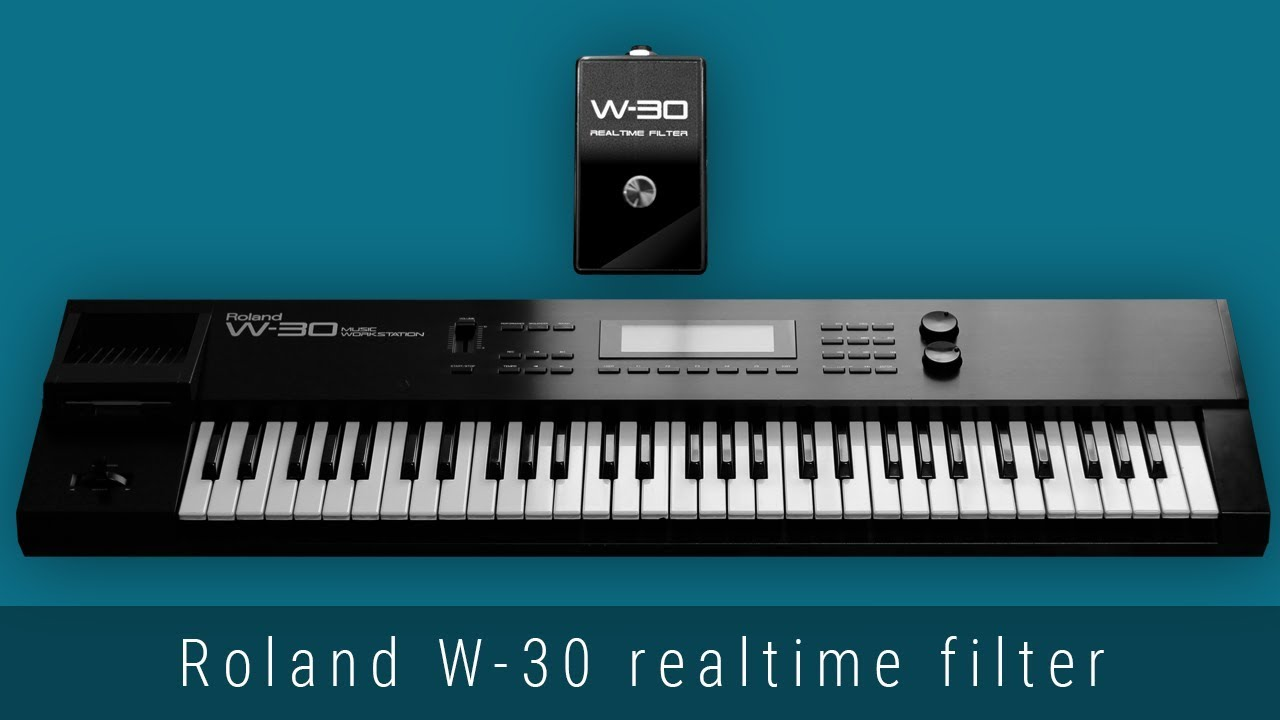 Embedded thumbnail for W-30 > YouTube