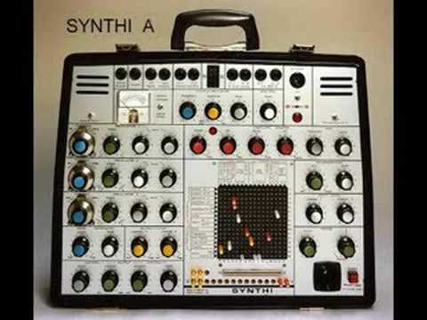 Embedded thumbnail for Synthi A > YouTube