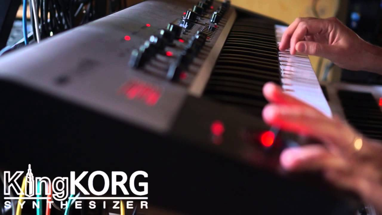 Embedded thumbnail for KingKORG > YouTube