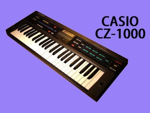 Embedded thumbnail for CZ-1000 > YouTube