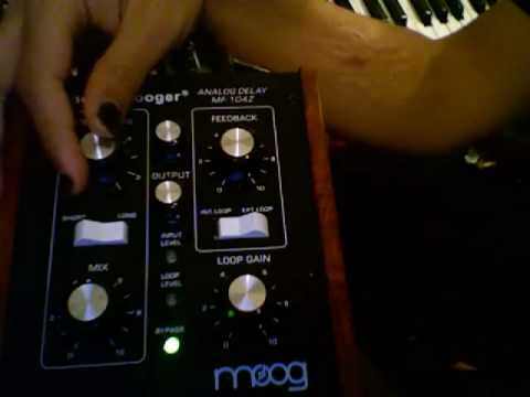 Embedded thumbnail for MF-104 Analog Delay > YouTube