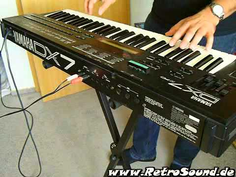 Embedded thumbnail for DX7IID / DX7IIFD > YouTube (previous revision)