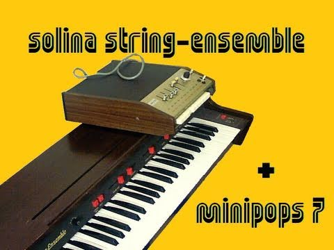 Embedded thumbnail for Solina String Ensemble > YouTube