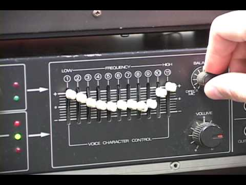 Embedded thumbnail for SVC-350 Vocoder > YouTube