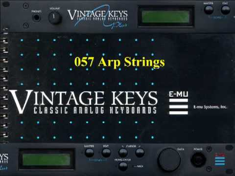 Embedded thumbnail for Vintage Keys > YouTube