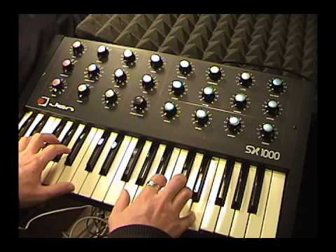 Embedded thumbnail for SX-1000 Synthetone > YouTube