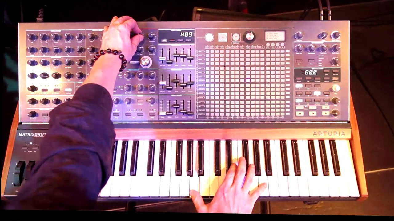 Embedded thumbnail for MatrixBrute > YouTube