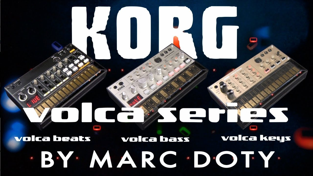 Embedded thumbnail for Volca Beats > YouTube