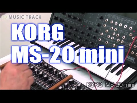 Embedded thumbnail for MS-20 mini > YouTube