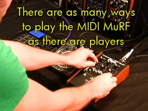 Embedded thumbnail for MF-105M MIDI MuRF > YouTube