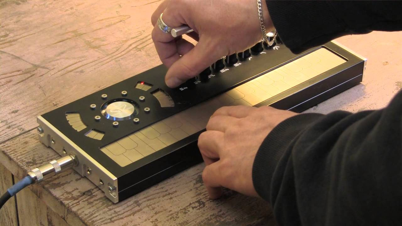 Embedded thumbnail for Dubreq Stylophone S2 > YouTube